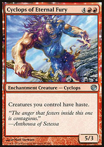 Cyclops of Eternal Fury